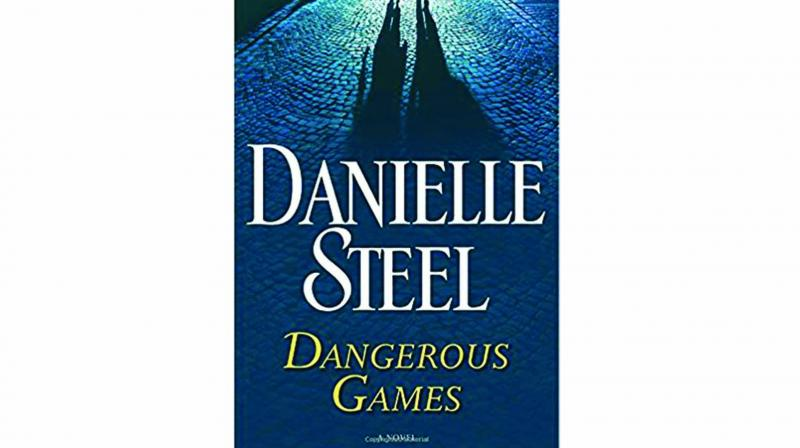 Dangerous Games however takes a step out of the woman of substance world into Trump times.