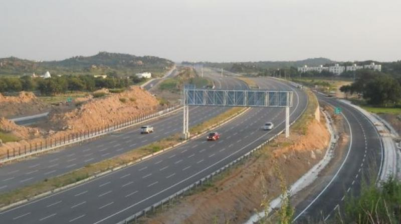 According to recent reports, Mumbai-Pune expressway has witnessed around 1,400 accidents in the past seven years. (Representational image)