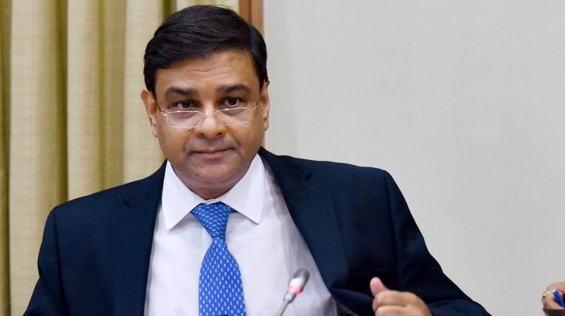 Former RBI Governor Urjit Patel. (Photo: PTI)