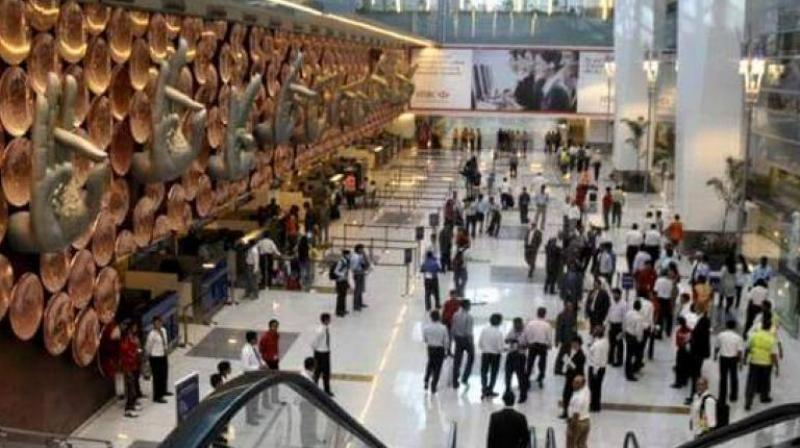 Indira Gandhi International Airport in the national capital has been ranked as the 16th busiest in the world, handling 6.34 crore passengers in 2017, says a report. (Photo: Facebook)