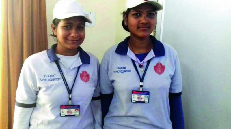 Rashmita Behera and Sujata Panda.