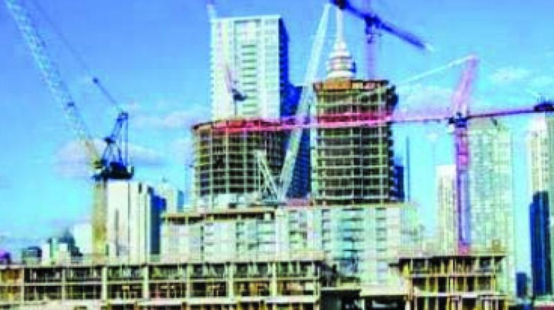 Shares of housing finance firms came crashing sharply on Friday, with Dewan Housing Finance tumbling up to 60 per cent on massive selling.