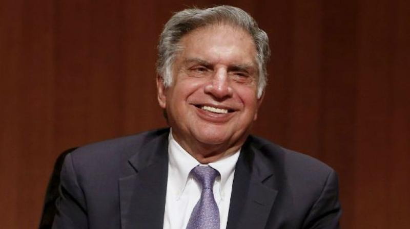 Ratan Tata (Photo: PTI/ File)
