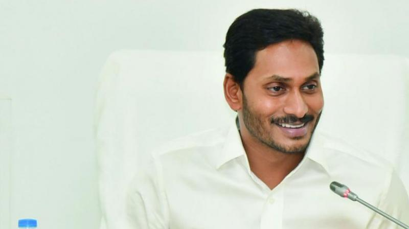 Andhra Pradesh Chief Minister YS Jagan Mohan Reddy on Sunday commended Indian shuttler PV Sindhu after she became the first Indian to win the BWF World Championships. (Photo: File)
