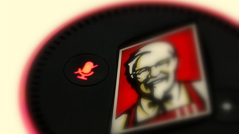 "Users need to just say ""Alexa, launch/Start KFC"", check out the latest items on the menu"