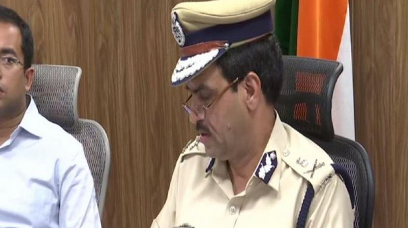 'We have received a CCTV footage of the incident, which shows that one removed Barkat's cap from his head while the main culprit threw something at him. We are trying to identify men seen in the footage,' Police Commissioner said. (Photo: ANI)