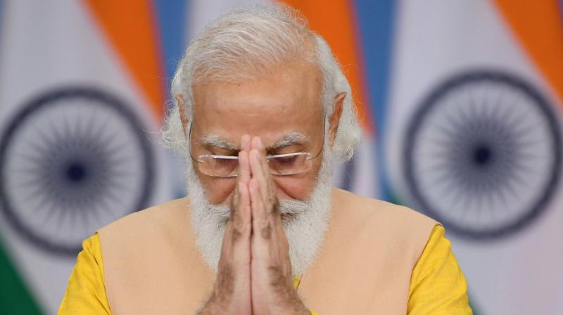 Prime Minister Narendra Modi. (Photo: PTI)