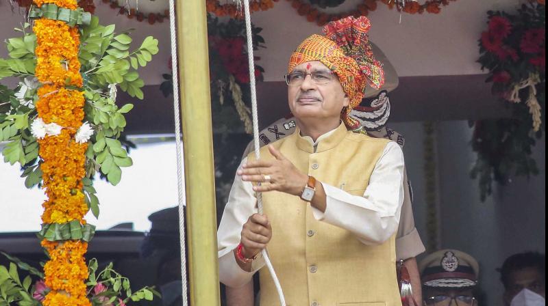 Madhya Pradesh CM Shivraj Singh Chouhan (PTI photo)