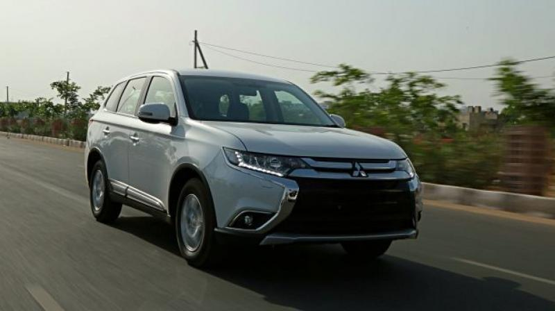 After spending five long years in hibernation, the vehicle is back in the country. The full-size Mitsubishi SUV is priced at Rs 31.95, ex-showroom Mumbai.