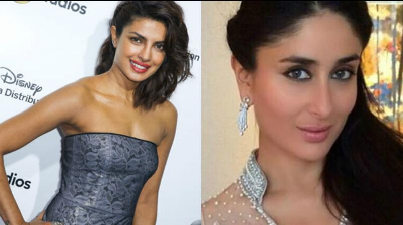 Bebo agrees with Priyanka's pout compliment.