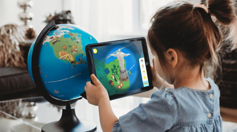 The company further asserts that it is an educational toy for the ever-curious child that sparks curiosity and helps build knowledge, linguistic and cognitive skills.