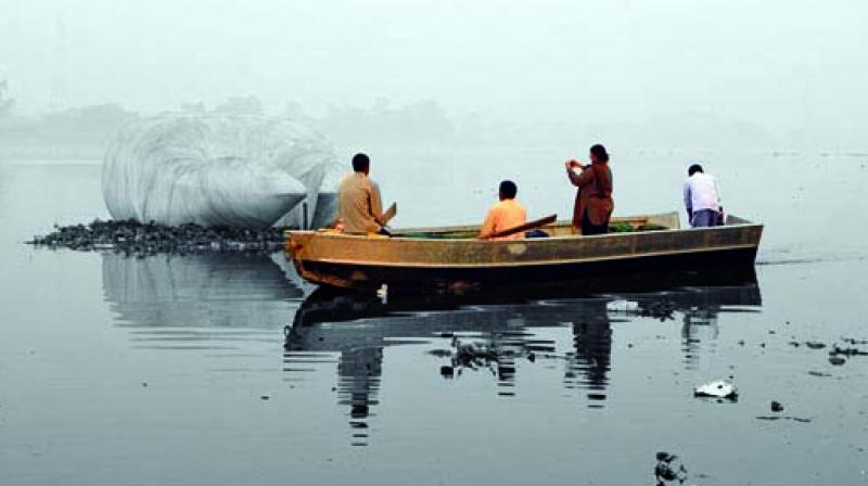 The team, which has been working on the Yamuna in Delhi for about 18 months, has collected close to 300,000 data points after conducting over 225 experiments across 11 locations.
