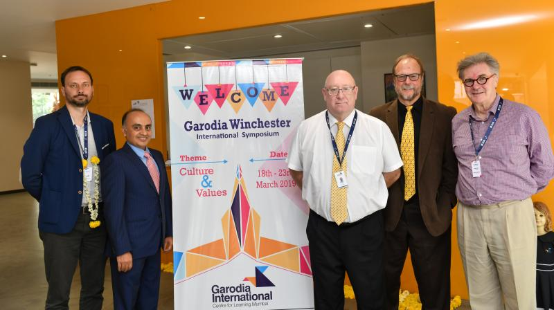 The idea that germinated at UK's prestigious Winchester School to invite 10 top schools worldwide to form an association that represent a diversity of cultures and ideas.