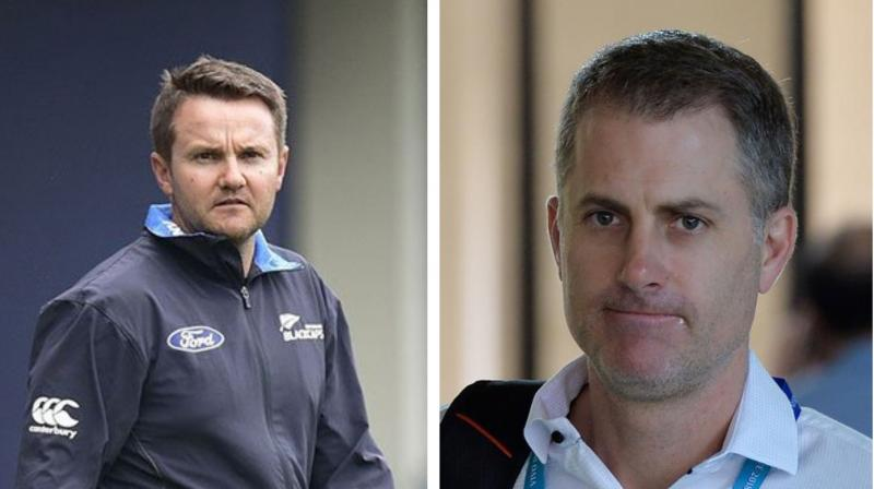 Restructuring its setup, IPL franchise Royal Challengers Bangalore on Friday appointed former New Zealand coach Mike Hesson as director of cricket operations and Australian Simon Katich as the new head coach. (Photo:AFP)