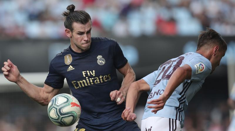 Zinedine Zidane has challenged Gareth Bale to show why he is still one of the world's best players as he continues his reintegration at Real Madrid. (Photo:AP)