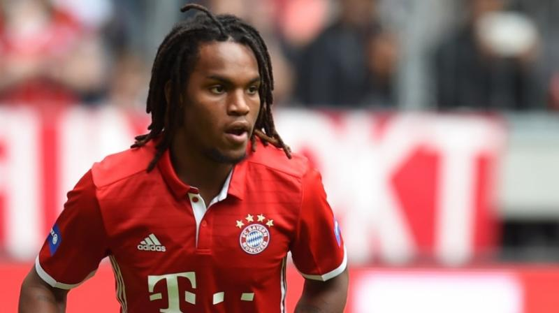 Renato Sanches moved to Bayern for 35 million euros after starring in the Portugal side that won Euro 2016, but he has never fulfilled his potential in Germany.  (Photo:AFP)