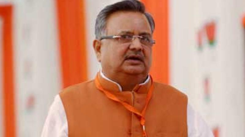 Chhattisgarh chief minister Dr Raman Singh (Photo: PTI)