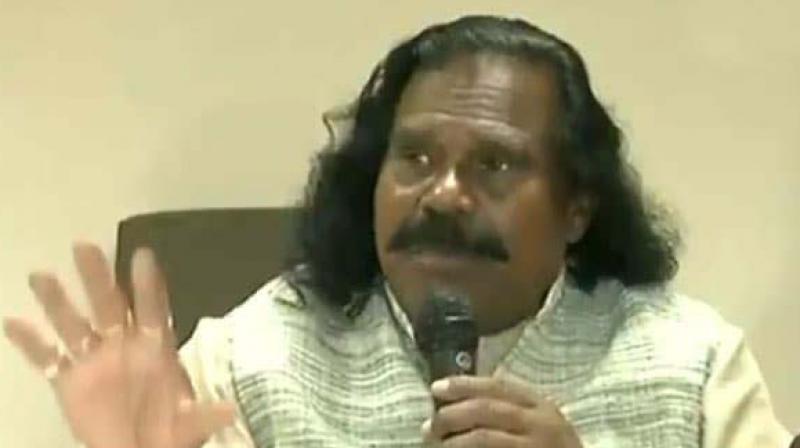 Nand Kumar Sai (Photo: ANI)