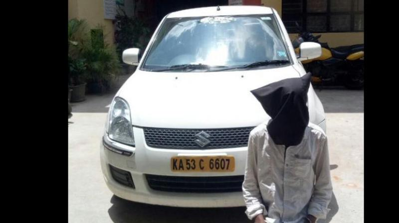 The 26-year-old woman, an architect, had booked an Ola cab from her residence to the airport on June 1, Friday, around 2 am. (Photo: ANI/Twitter)