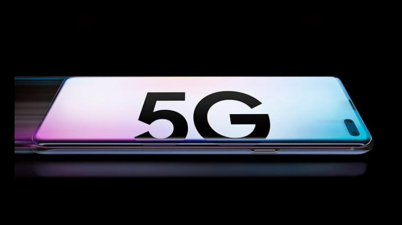 Samsung  makes 5G solutions, equipment for telecom operators and smartphones.