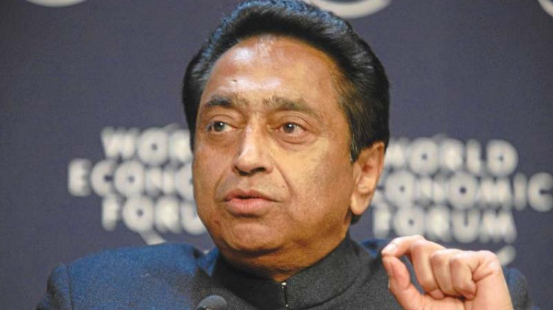 Kamal Nath had in a tweet taken a swipe at Modi, saying he was the country's prime minister not of Gujarat and that rains and lightning had left 10 people dead in Madhya Pradesh. (Image: File)