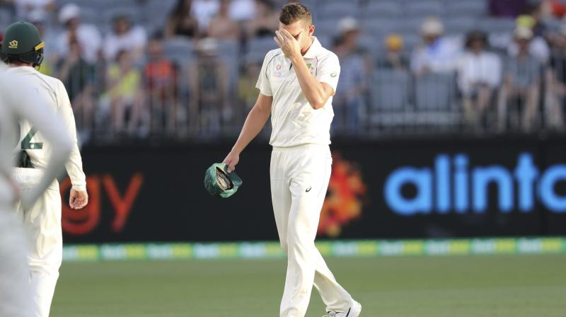 Australian pace bowler Josh Hazlewood, who plays for Chennai Super Kings in the Indian Premier League. (AFP file photo)