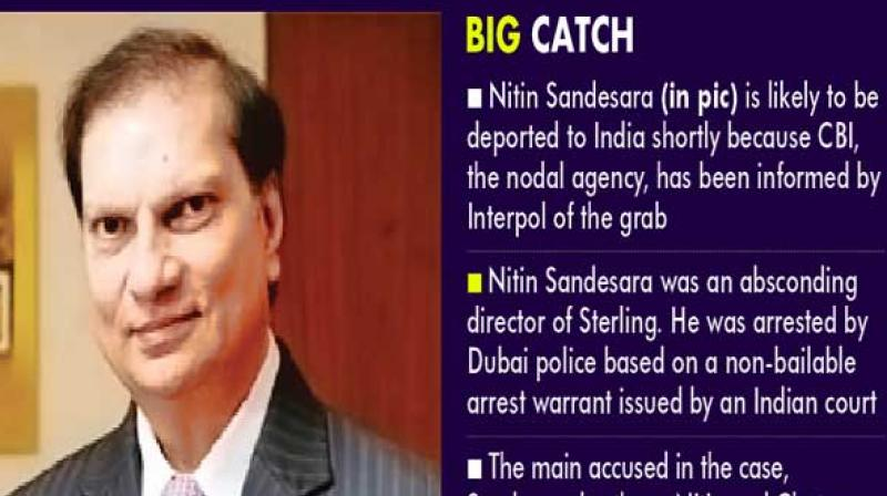 Nitin Sandesara