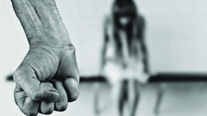 The family was stunned after hearing the girl's ordeal and took her to Masina Hospital for conducting a medical test. The test revealed injury marks on her private parts that were inflicted by fingers, police officials said.  (Representational image)