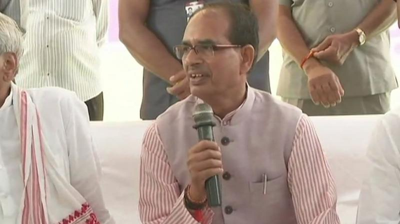 Madhya Pradesh former chief minister and BJP vice president Shivraj Singh Chauhan Sunday asserted his party is not dislodging anyone but it cannot do anything if the state government 'falls due to infighting' within the Congress. (Photo: File)