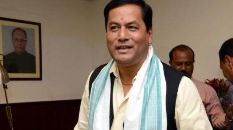 Assam Chief Minister Sarbananda Sonowal. (Photo: File)