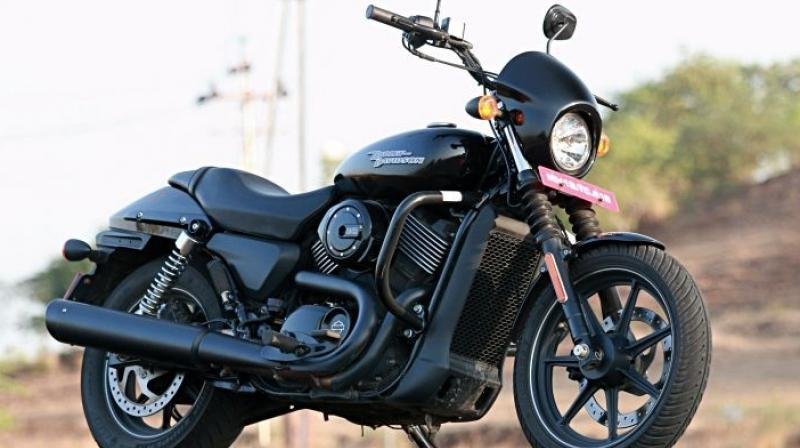 Harley India's best selling model, the Street 750, gets special finance offers that will let customers buy a Street 750 on loan at zero per cent interest.