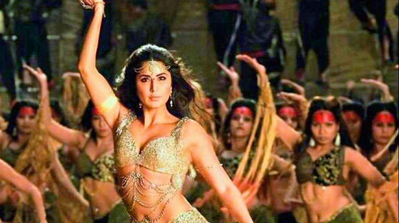 Actress Katrina Kaif was criticised by many for her item numbers in the movie Thugs Of Hindostan