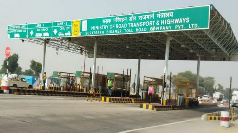 The owners/drivers of the vehicles which enter Delhi without paying toll tax through RFID System mode shall be liable to face legal action. (Representational image: ANI)