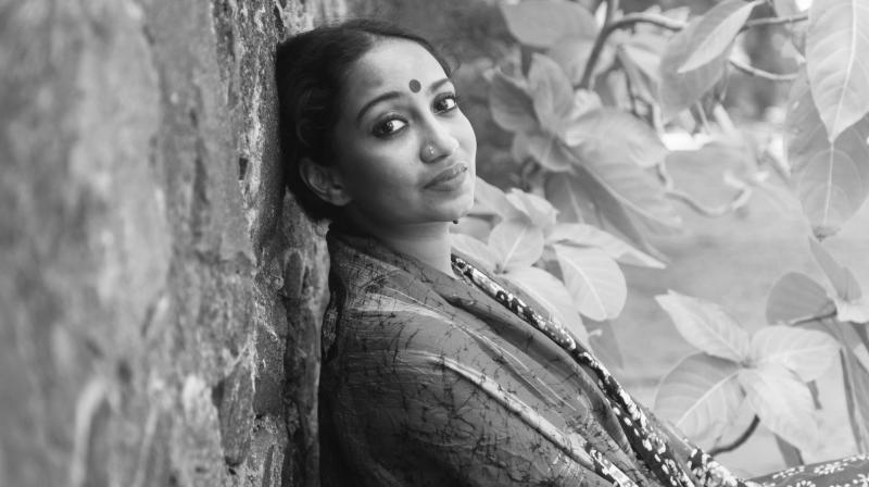 I had loved Andal as a reader and a listener for a long time, and did not think she would become a character in my own writing, ever, says Sharanya Manivannan.