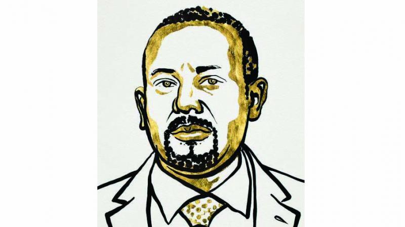 Abiy Ahmed Ali Prime Minister, Ethiopia
