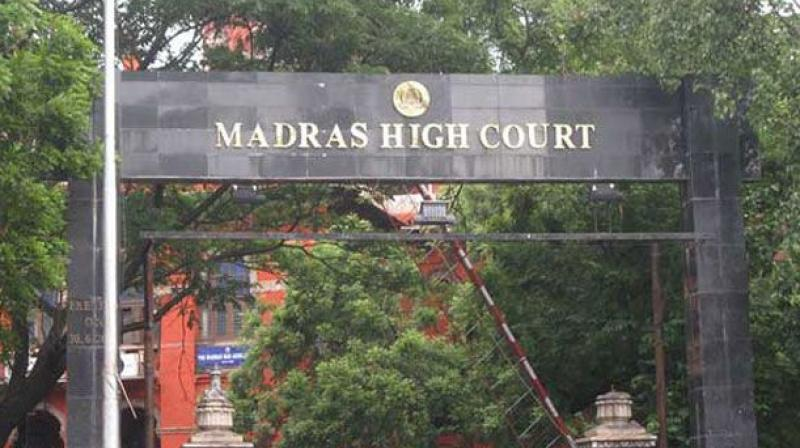 Madras High Court (Photo: PTI)