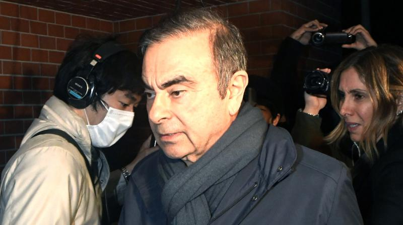 He was detained again on fresh allegations on Thursday. (Photo:AP)