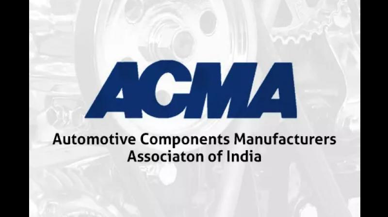 On Tuesday ACMA said the turnover of the automotive component industry fell 3 per cent year-on-year at Rs 3.4 lakh crore ($45.9 billion) in FY21. (Twitter)