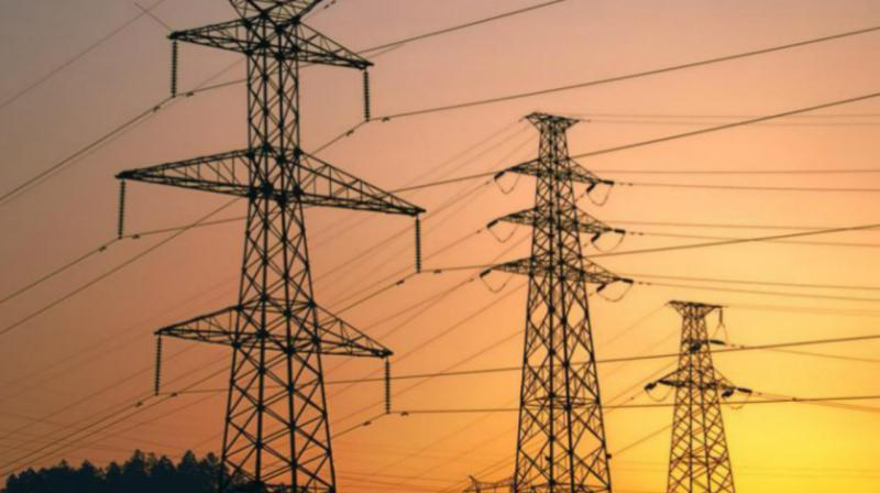 Power distribution companies are estimated to have suffered a loss of Rs 90,000 crore in FY21, according to Niti Aayog. Representational Image. (Twitter)