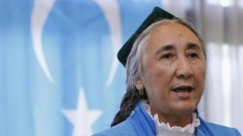 Rebiya Kadeer (leader of the Munich-based World Uyghur Congress). (Photo: http://worlduyghurcongress.com)