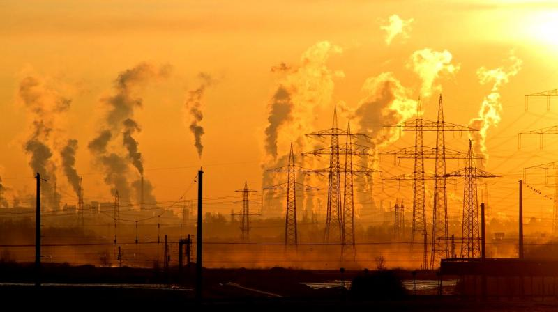 The industrial societies have already burnt about 25 per cent of Earth's fossil fuels within the past 160 years (Photo: Representational/Pixabay)