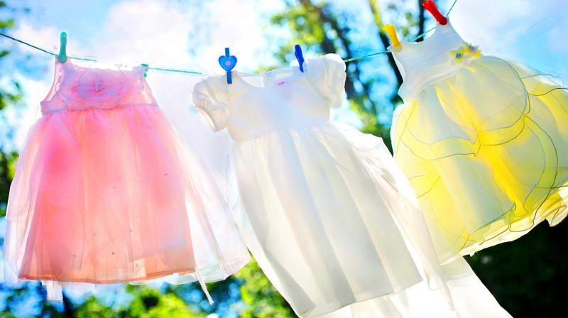 Dry cleaning isn't dry at all, it involves soaking the items in a harmgul chemical called perchloroethylene, or perct. (Photo: Representational/Pixabay)