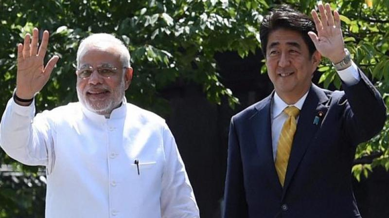 The agreement will further strengthen and widen the depth and diversity of economic cooperation between the two countries. (Photo: File | PTI)