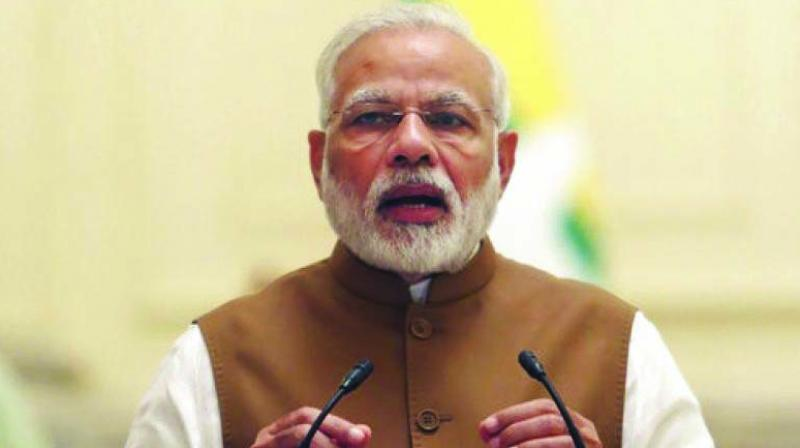 Modi also said although a lot of apprehensions were expressed ahead of the Supreme Court's Ayodhya verdict, after it was pronounced, people of the country proved all such apprehensions wrong. (Photo: File)