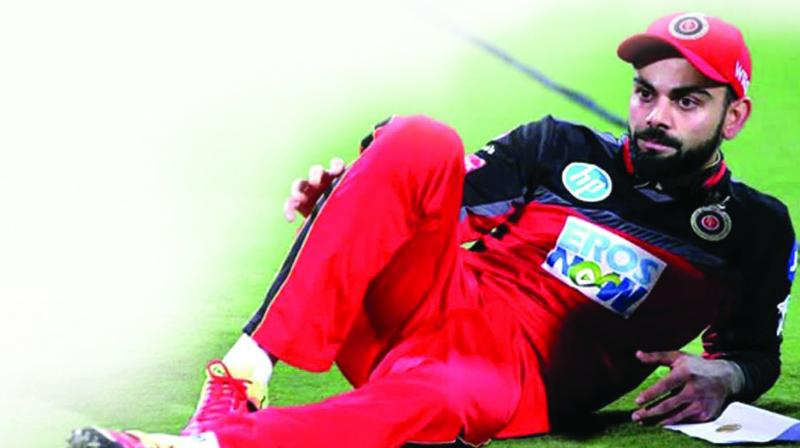 The team slumped to their sixth consecutive loss in this year's edition of the IPL. (Photo: File)