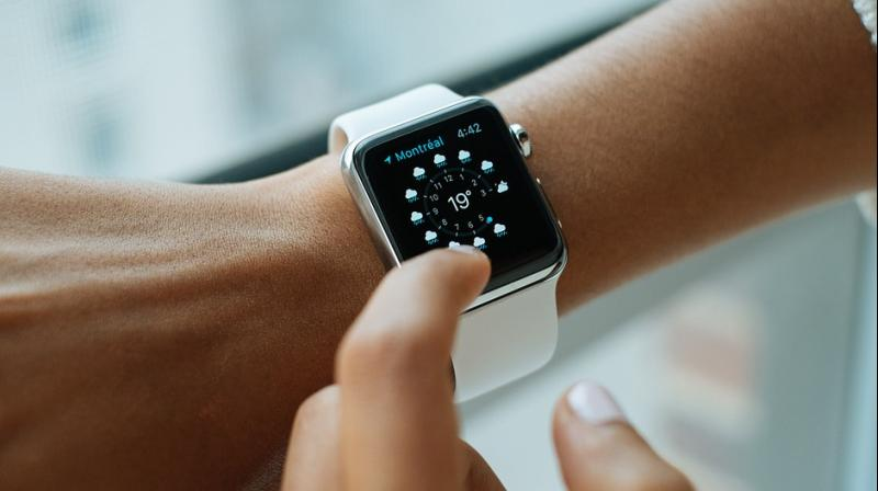The Apple Watch is now helping users across US, Europe and Kong Kong take an electrocardiogram (ECG) right from their wrists. (Photo: Representational/Pixabay)
