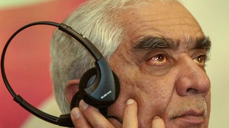 Jaswant Singh, who passed on Sept 27, 2020. (PTI file photo)