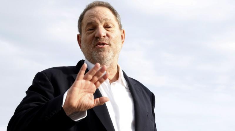 Harvey Weinstein. (Photo: AFP)