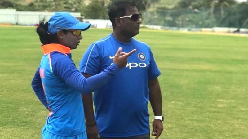 Discussing the improvement in the team under Powar, Harmanpreet said: