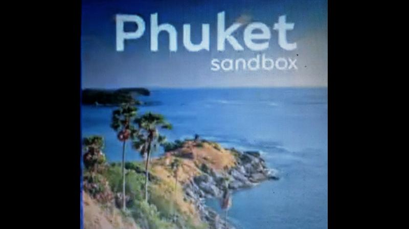 For the tourist who plans a two-week holiday in Phuket, he needs to do two more Covid tests during his stay, on Day 6 and Day 12.